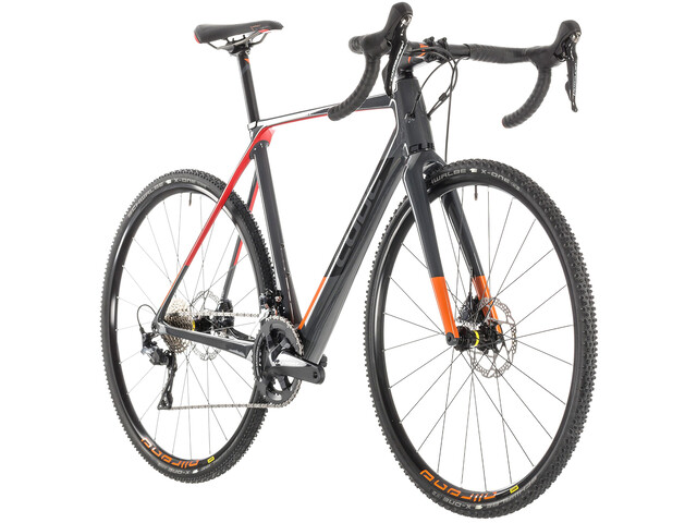 Cube Cross Race C:62 Pro Cyclocross grå (2019) | Cross-cykler